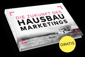 """Riegg-Referenzbuch """"Die Zukunft des Hausbau-Marketings"""""""