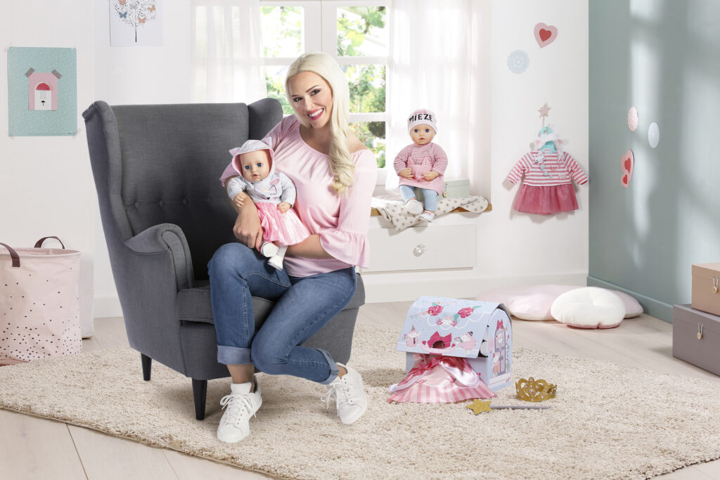 Familien-PR für Zapf Creation