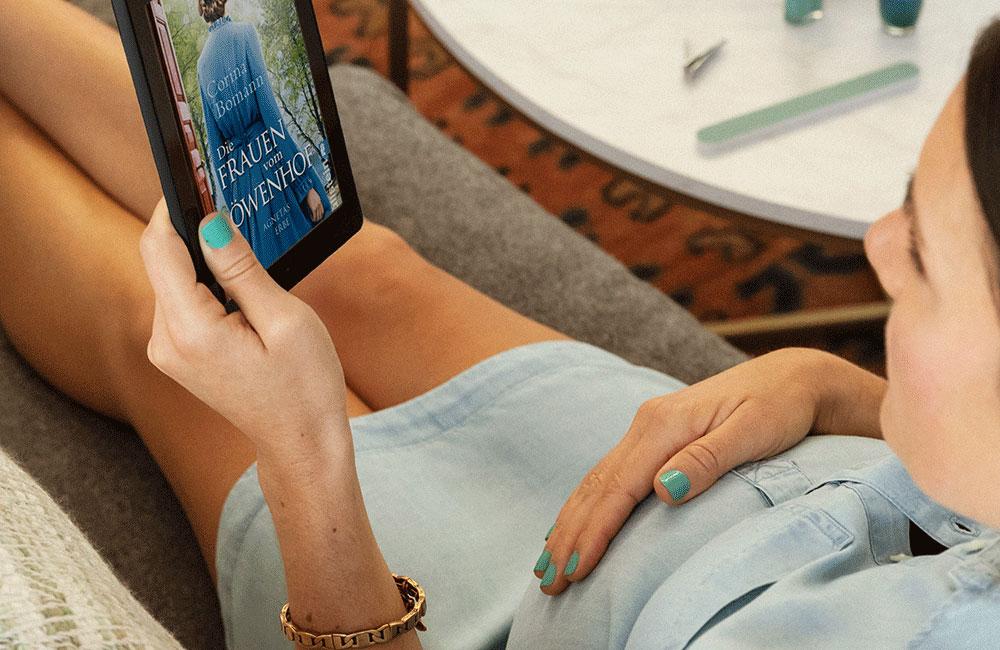 Amazon Fire Tablet - Chancen und Risiken der Digitalisierung