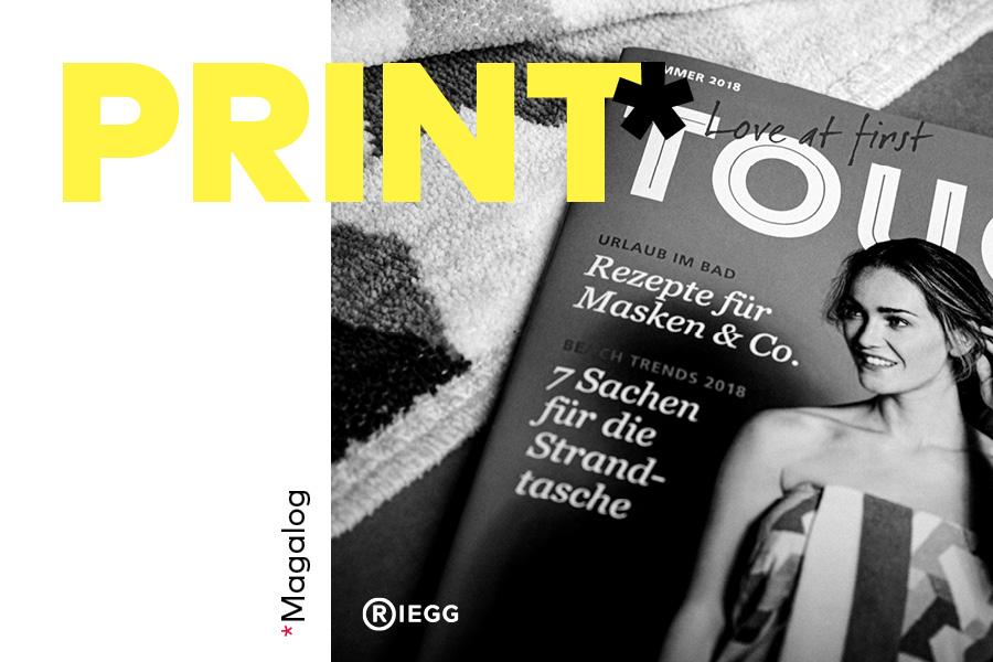 Magalog: Magazin trifft Katalog - Magalog Beispiel Feiler Germany