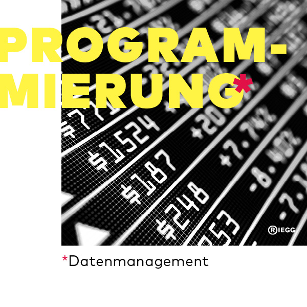 Datenmanagement als Mittel zur Prozessoptimierung