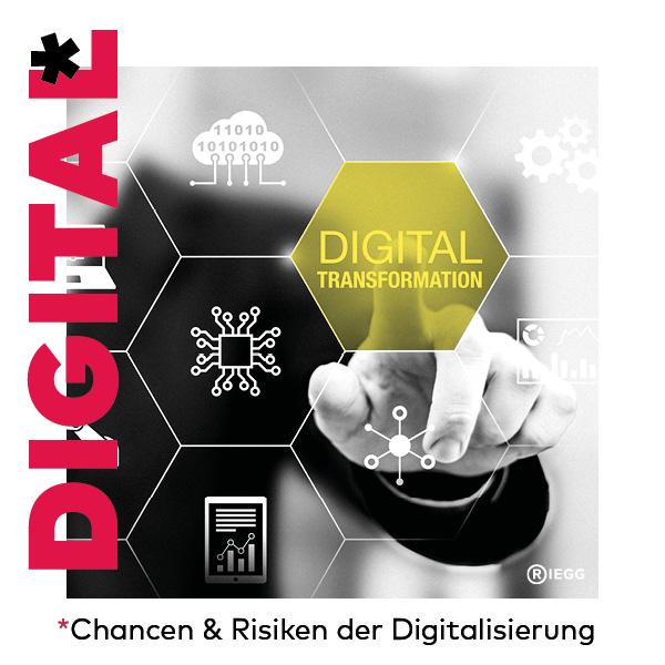 Chancen und Risiken der Digitalisierung - Digital Transformation