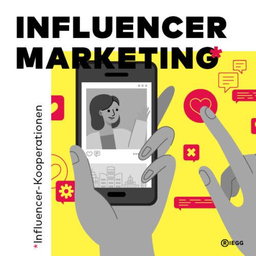 Influencer-Kampagne
