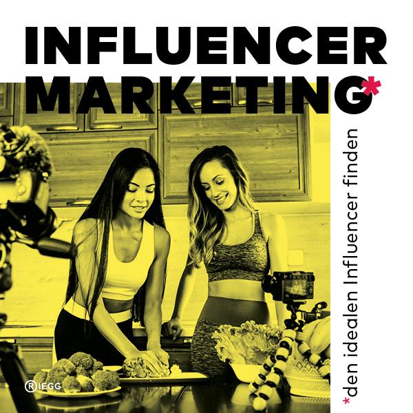 Influencer finden: 2 Influencerinnen stehen vor der Kamera und filmen sich beim Kochen